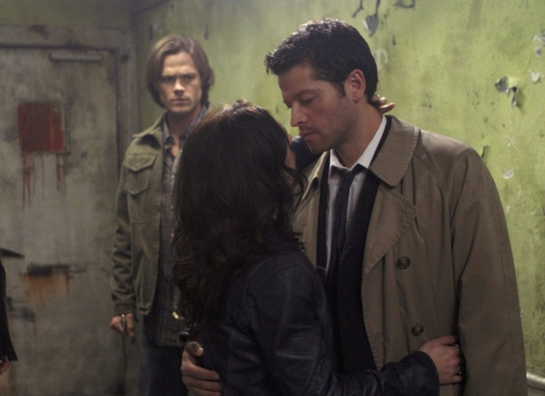 SUPERNATURAL (CW) Caged Heat