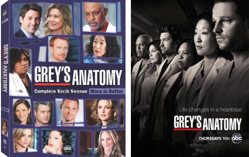 Giveaway: GREY\'S ANATOMY Prize Pack | TV Equals