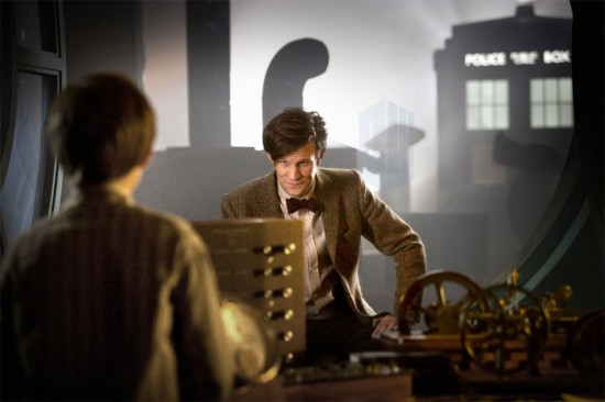 Doctor Who Christmas Episode 2010