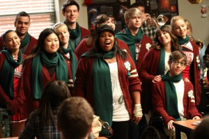 "GLEE ""A Very Glee Christmas"""