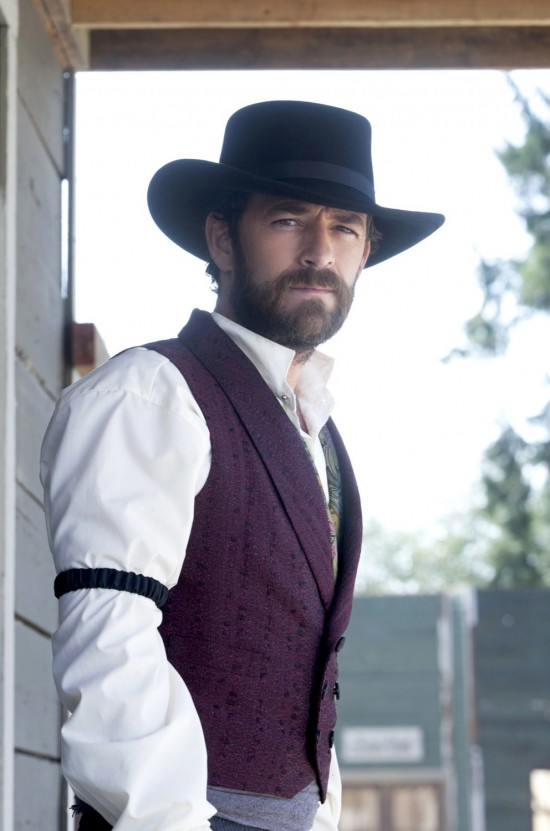 Luke Perry | Goodnight For Justice | Hallmark Channel