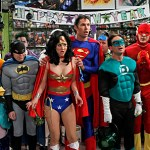 "THE BIG BANG THEORY ""The Justice League Recombination"""