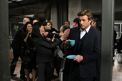 THE MENTALIST (CBS) Bloodsport