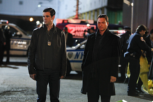 "CSI: NY ""Party Down"""