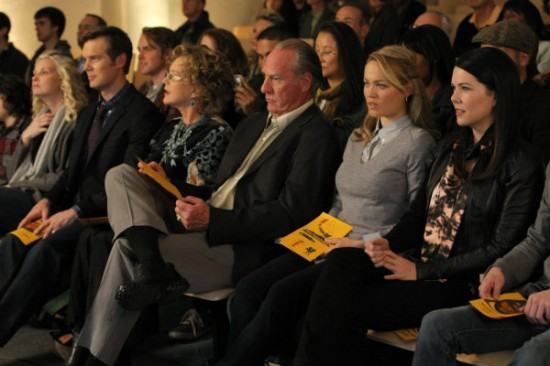 "PARENTHOOD -- ""Opening Night"""