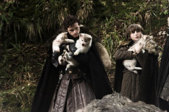 """GAME OF THRONES (HBO) """"Winter Is Coming"""""""