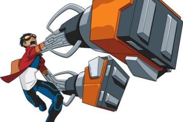 "GENERATOR REX ""Alliance"""
