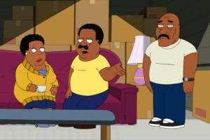 THE CLEVELAND SHOW The Way the Cookie Crumbles Season 2 Episode 16 (3)