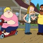 THE CLEVELAND SHOW To Live and Die in VA Season 2 Episode 17