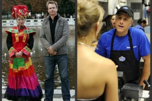 Amazing Race and Undercover Boss