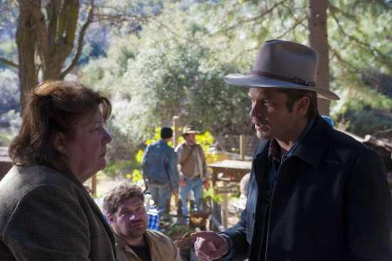 JUSTIFIED For Blood or Money Season 2 Episode 4