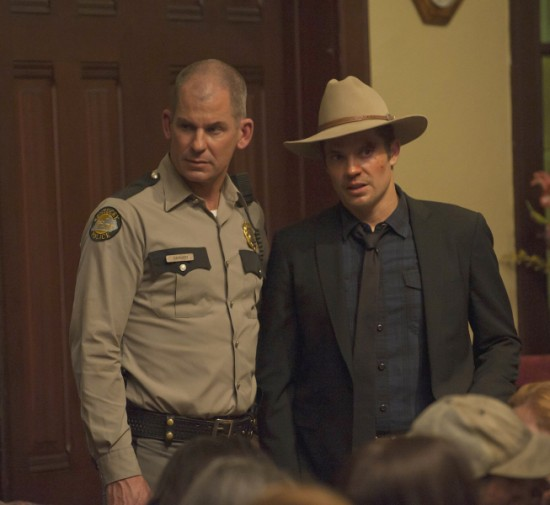 JUSTIFIED (FX) The Spoil