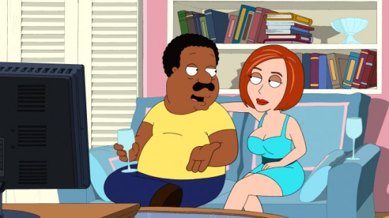 "THE CLEVELAND SHOW ""The Essence of Cleveland"" Season 2 Episode 18"