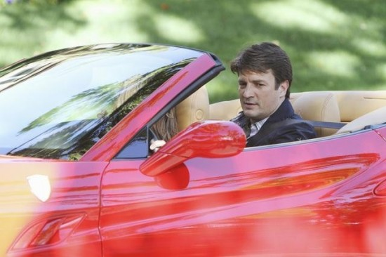 """CASTLE """"To Love and Die in L.A."""" Season 3 Episode 22"""