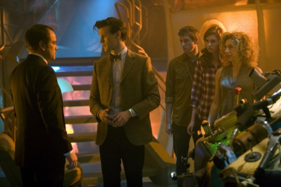 DOCTOR WHO Day of The Moon Season 6 Episode 2