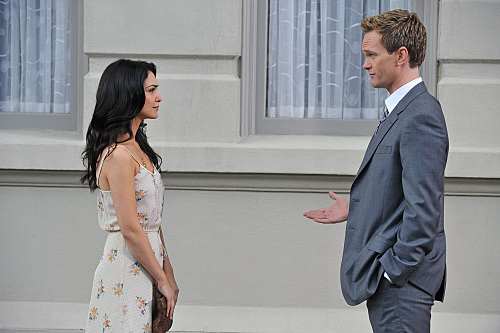 """HOW I MET YOUR MOTHER """"Challenge Accepted"""" Season 6 Episode 24 (1)"""