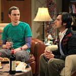 """THE BIG BANG THEORY """"The Roommate Transmogrification"""""""