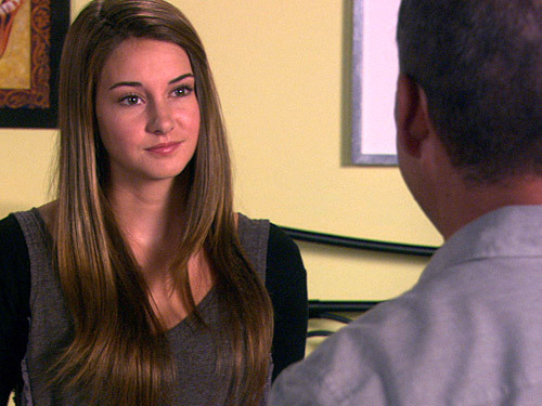 """THE SECRET LIFE OF THE AMERICAN TEENAGER """"Guess Who's Not Coming to Dinner"""" Season 3 Episode 17"""