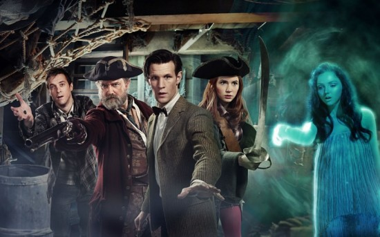 DOCTOR WHO The Curse of the Black Spot