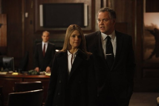 """LAW & ORDER: CI """"Boots on the Ground"""""""