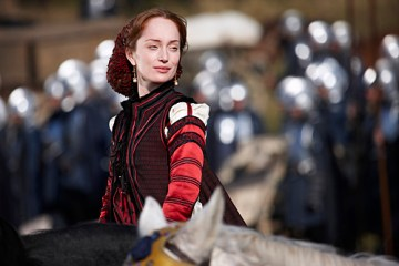 THE BORGIAS Lotte Verbeek