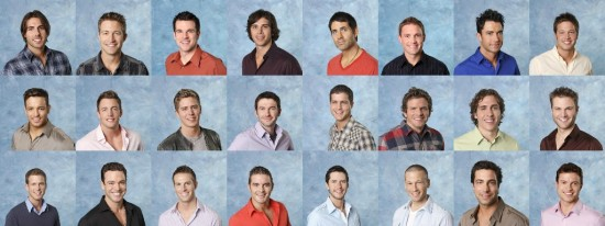 THE BACHELORETTE Season 7 Contestants