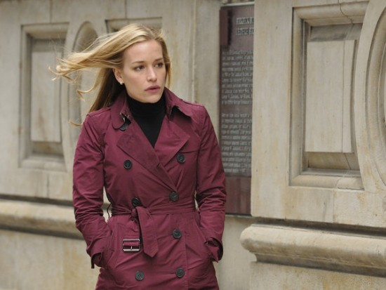 "COVERT AFFAIRS ""All the Right Friends"" Season 2 Episode 4 (6)"