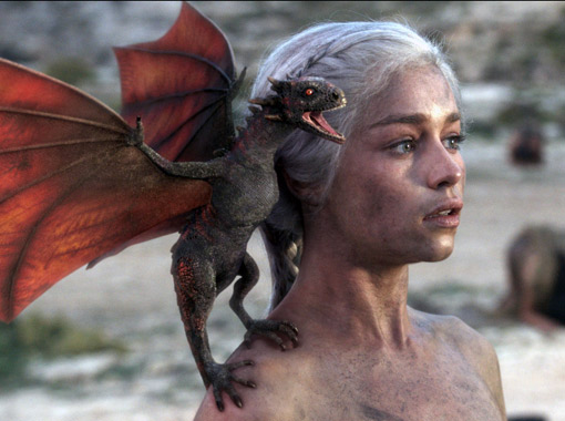 game of thrones hbo dragons