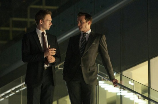 "SUITS (USA) ""Dirty Little Secrets"" Episode 4"