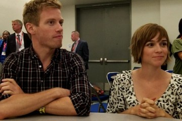 barrett foa renee felice smith comic-con 2011