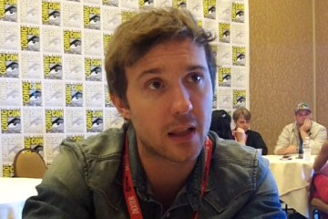 sam huntington comic-con 2011