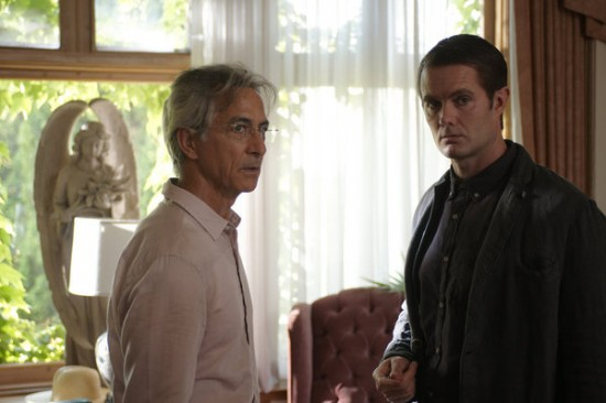 """ALPHAS (SyFy) """"A Short Time in Paradise"""" Episode 8 (1)"""