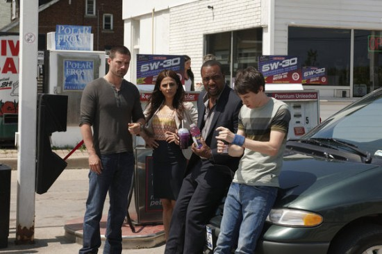 """ALPHAS (SyFy) """"Catch and Release"""" Episode 7 (4)"""