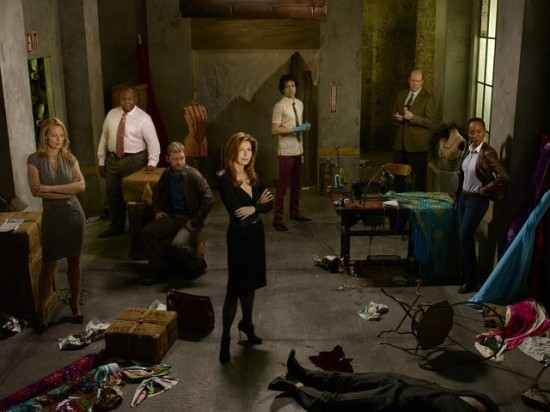 BODY OF PROOF Season 2 Cast (1)