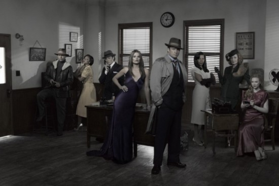 CASTLE Season 4 Cast
