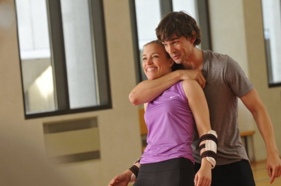 Covert Affairs - Auggie and Annie