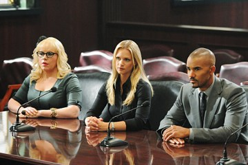 "CRIMINAL MINDS ""It Takes a Village"" (1)"