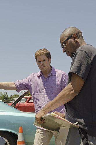 DEXTER Once Upon a Time Season 6 Episode 2