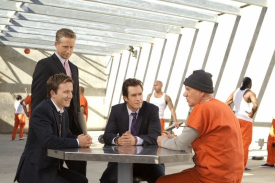 FRANKLIN & BASH (TNT) Go Tell It on the Mountain Episode 10