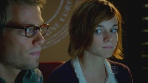 NCIS Los Angeles - Eric and Nell