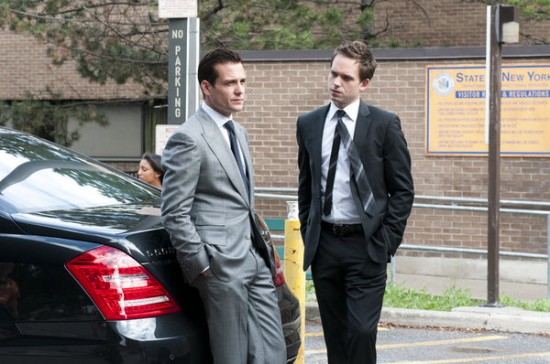"""SUITS (USA) """"Dog Fight"""" Episode 12 (2)"""