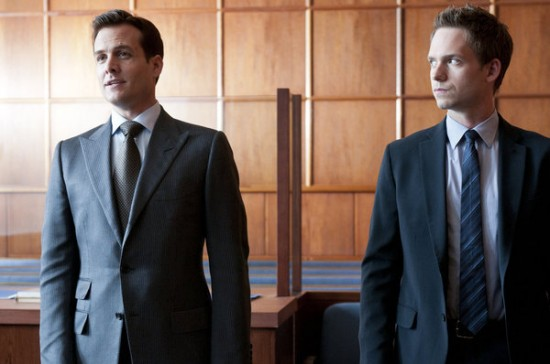 """SUITS (USA) """"Dog Fight"""" Episode 12 (5)"""