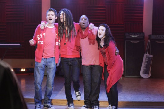 """THE GLEE PROJECT Season Finale Episode 10 """"Glee-ality"""" (1)"""