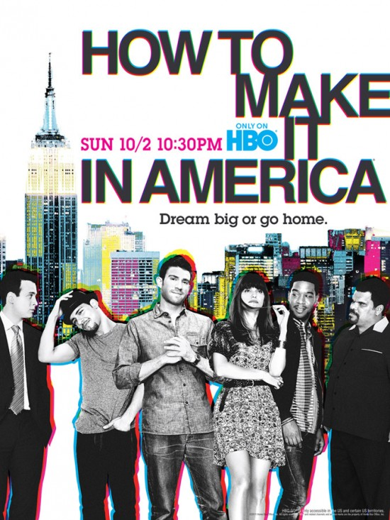 how to make it in america hbo season 2 poster