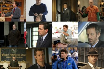 2011 EMMY AWARDS Best Actor in a Comedy and Drama