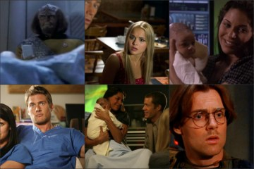 7 Things TV Teaches Us About Pregnancy and Childbirth
