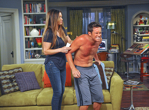 """RULES OF ENGAGEMENT """"Dirty Talk"""" Season 6 Premiere (7)"""