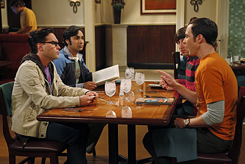THE BIG BANG THEORY (CBS) The Wiggly Finger Catalyst