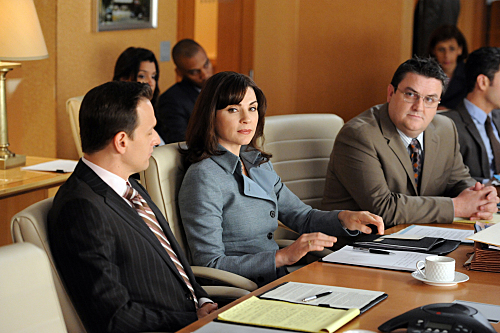 THE GOOD WIFE (CBS) The Death Zone