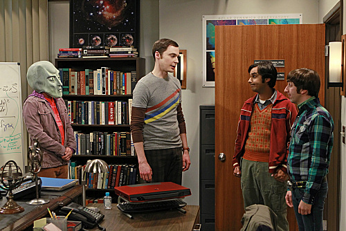 The Big Bang Theory (CBS) The Good Guy Fluctuation